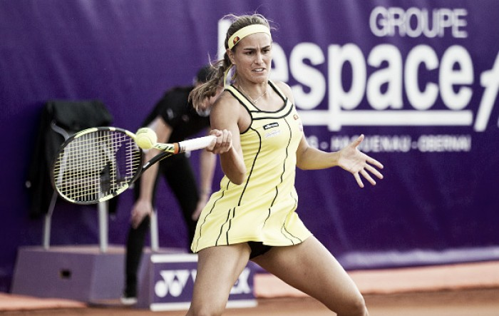 French Open: Monica Puig edges out Olga Govortsova in straight sets