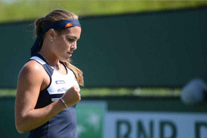 WTA Indian Wells: Monica Puig Powers Past Anna Karolina Schmiedlova
