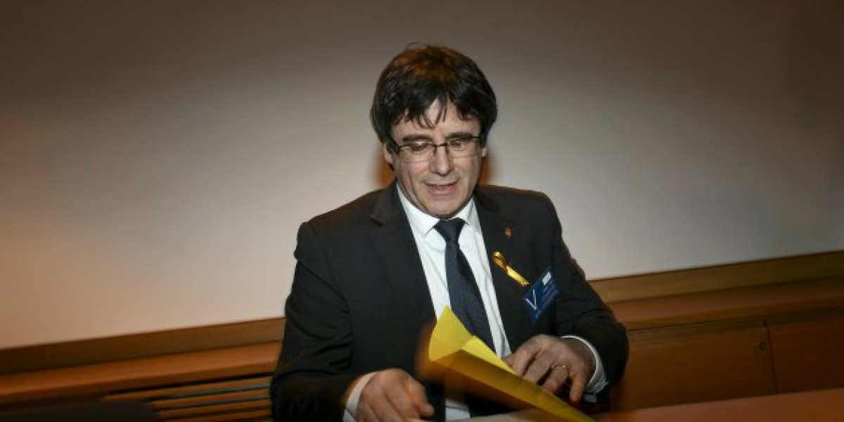 Puigdemont, detenido. ¿El final del 'procés'?