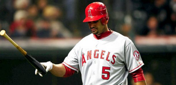 Los Angeles Angels' Albert Pujols Out 4-5 Months Following Surgery