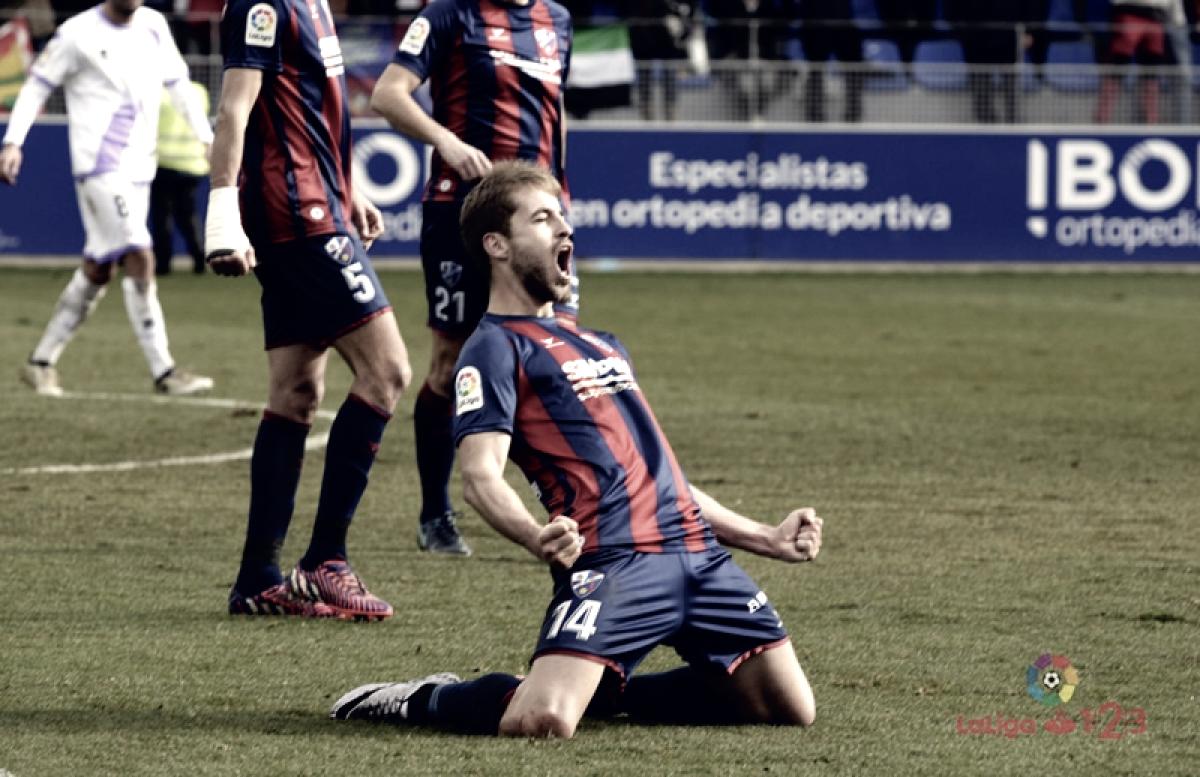 Resumen de la temporada 2017/2018: SD Huesca, la garra defensiva