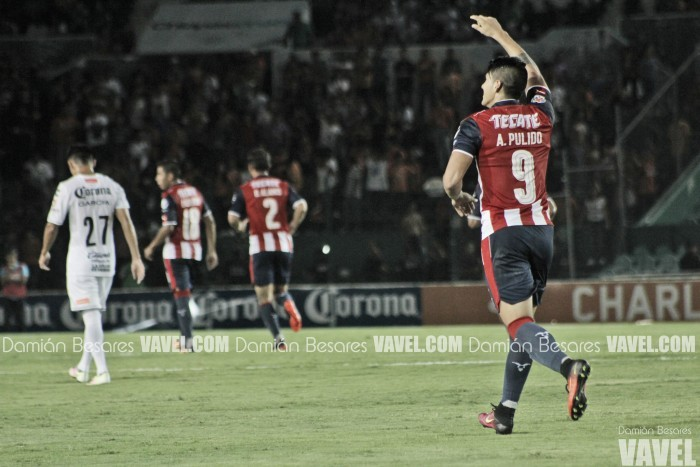 Alan Pulido: el sucesor del 'Bofo' y del 'Gusano' en la Final