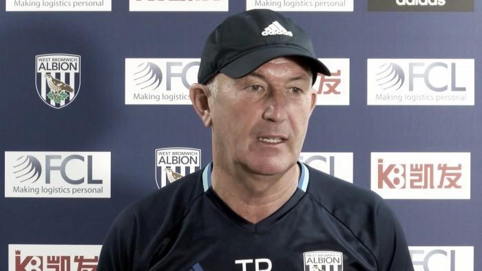 """Tony Pulis: """"West Ham es un equipo muy fuerte de la Premier"""""""