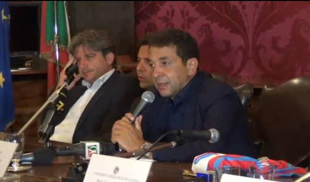 Catania: presentazione ufficiale senza Gomez