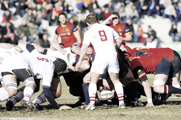 Rusia - España: punto de inflexión para el rugby nacional
