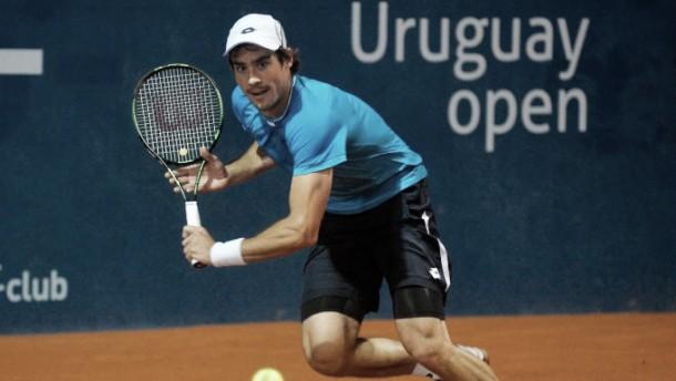 Iñigo Cervantes cae en la final del Challenger de Montevideo ante Guido Pella