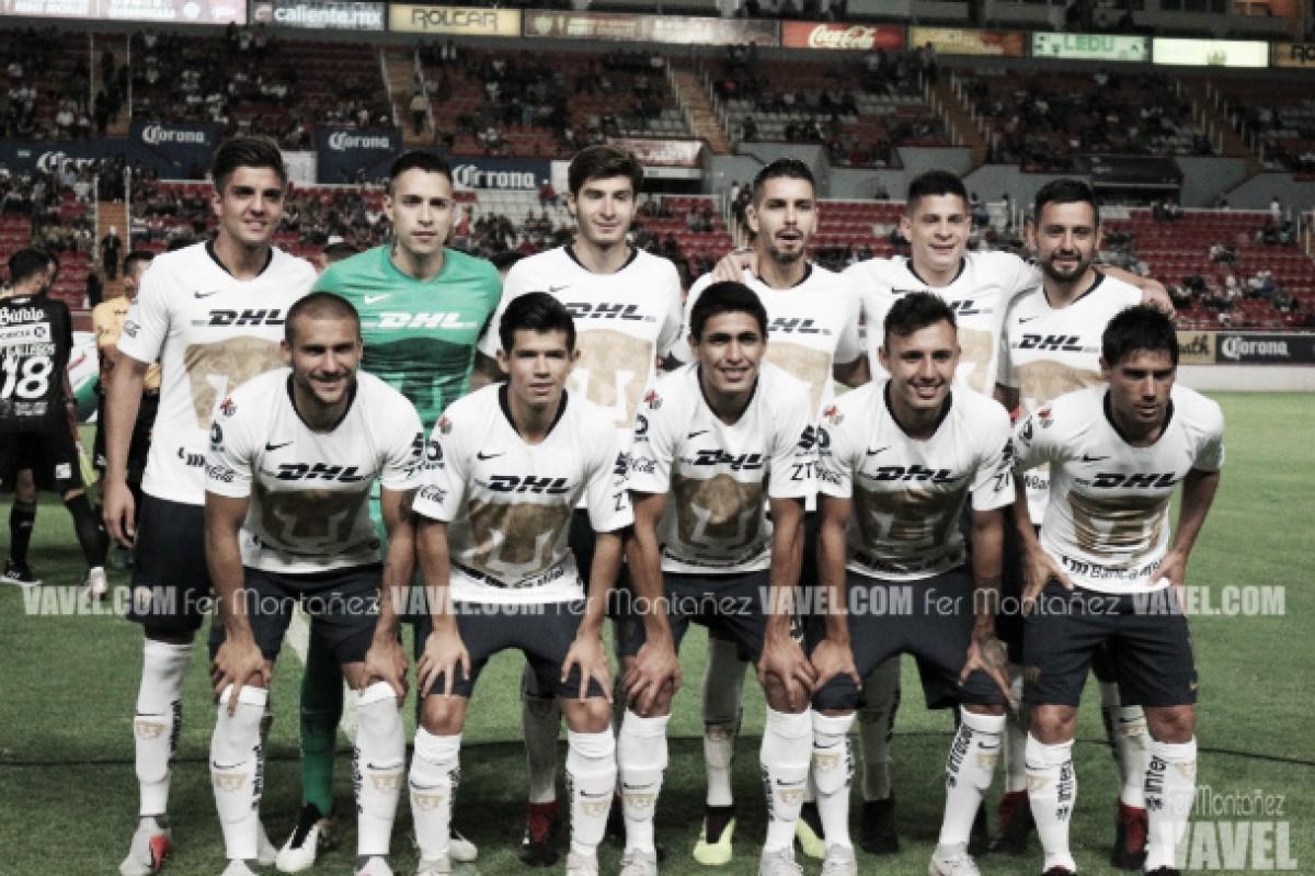 ¿Cómo afecta a Pumas la Fecha FIFA?