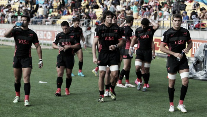 Wellington 2016: Los Pumas 7's, a la Copa de Oro
