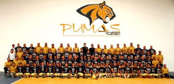 Pumas Acatlán celebra su 35 aniversario