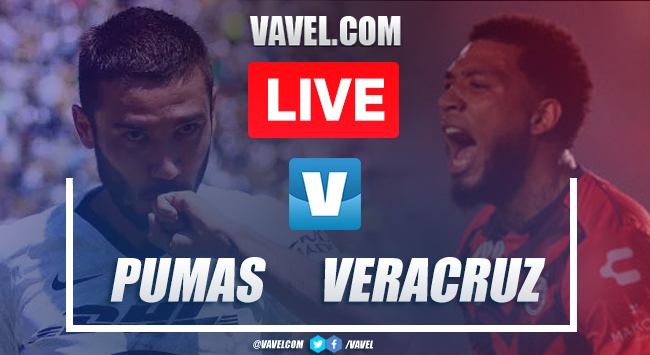 Pumas UNAM vs Veracruz: Live Stream Online TV Updates and How to Watch Liga MX 2019 (0-0)