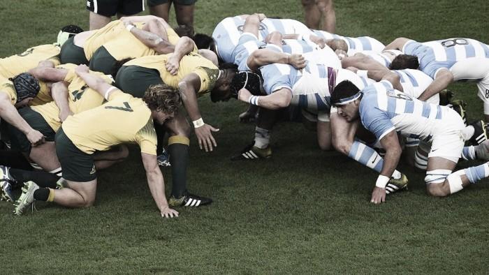 Se juega la última fecha del Rugby Championship