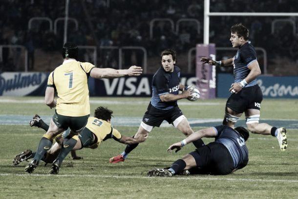 Resultado Argentina - Australia enMundial Rugby 2015 (15-29)