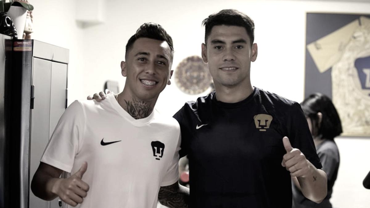 Mora y Rodríguez ya están en cantera