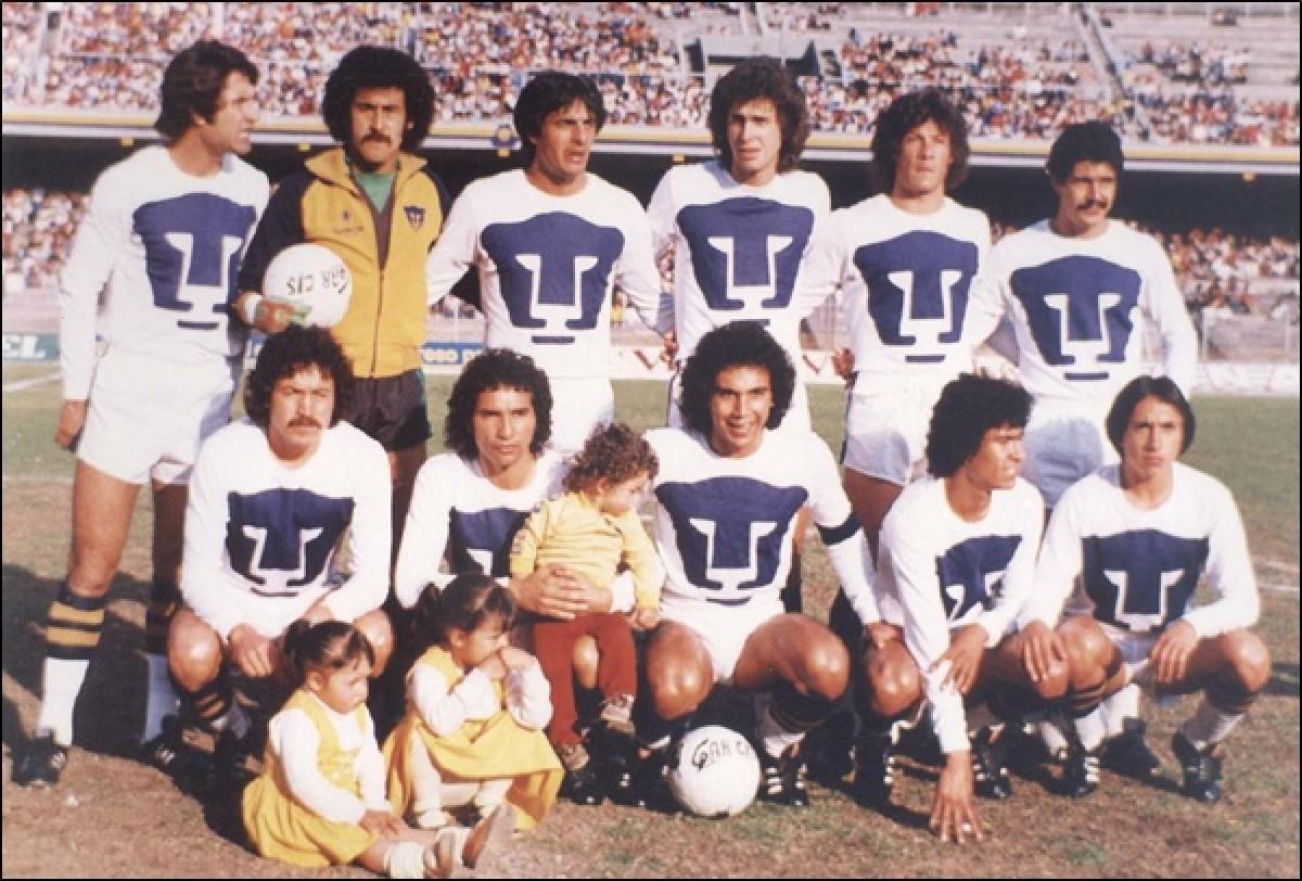 Viaje retro: Jerseys de Pumas y Toluca