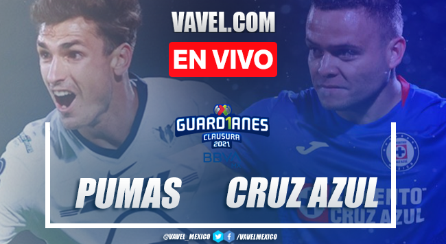 Goles y Resumen del Pumas 0-1 Cruz Azul, Jornada 10 Liga MX 2021