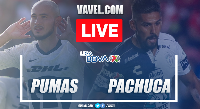 Goals and Highlights: Pumas 2-1 Pachuca, in 2020 Liga MX