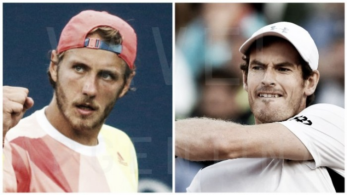 Master 1000 de Shanghai: Murray vs Pouille