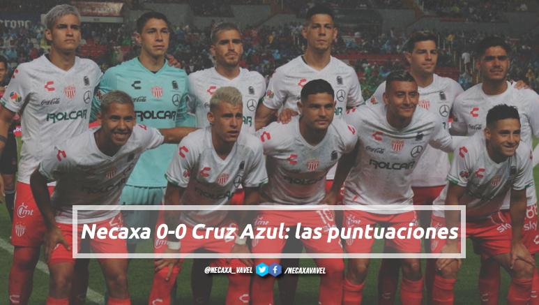 Puntuaciones de Necaxa en la jornada 1 de la Liga MX Apertura 2019