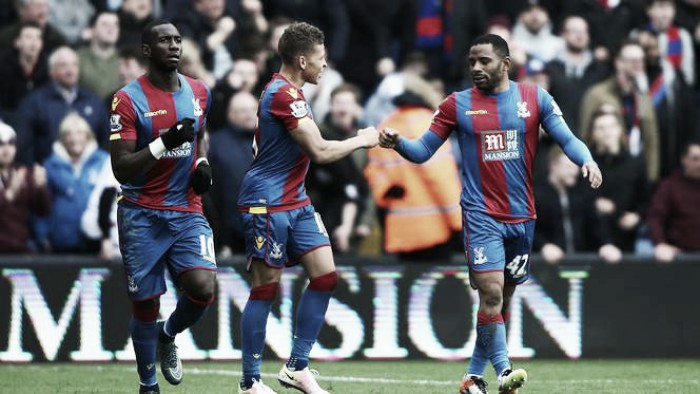 Crystal Palace 1-0 Norwich City: Eagles finally end winless run with confidence boosting victory