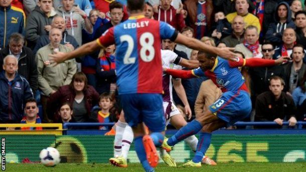 Un solitario gol de Puncheon acerca al Crystal Palace a la salvación