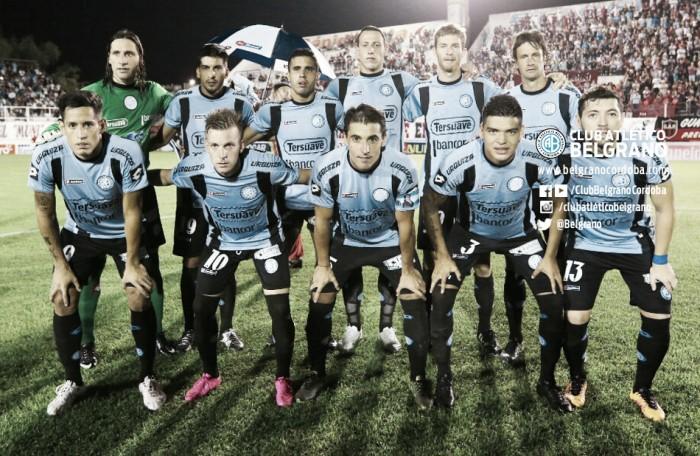 Patronato - Belgrano: puntuaciones del 'Celeste'