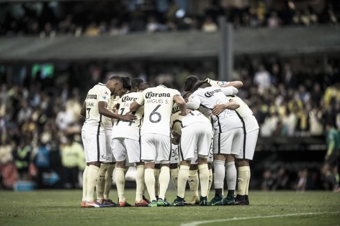Puntajes: América 1-1 Chivas Cuartos de final ida Apertura 2016