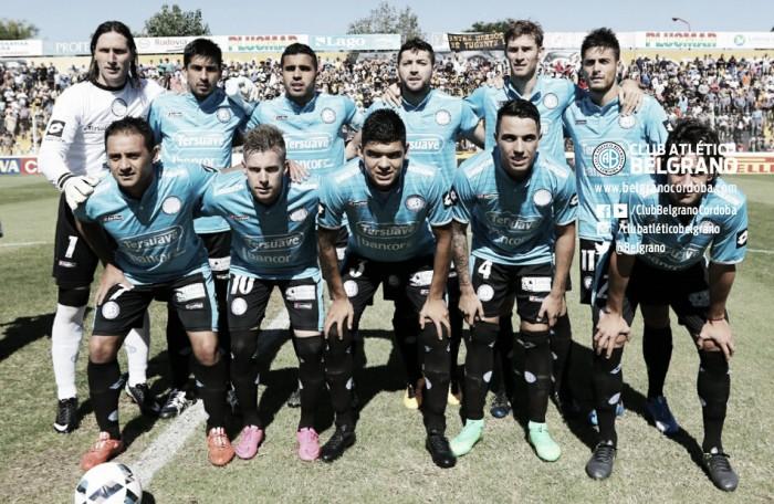 Olimpo - Belgrano: puntuaciones del 'Celeste'