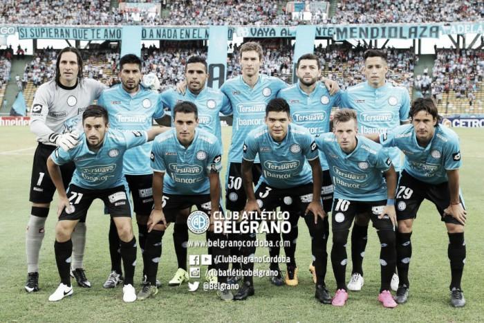 Belgrano - Sarmiento: puntuaciones del 'Celeste'