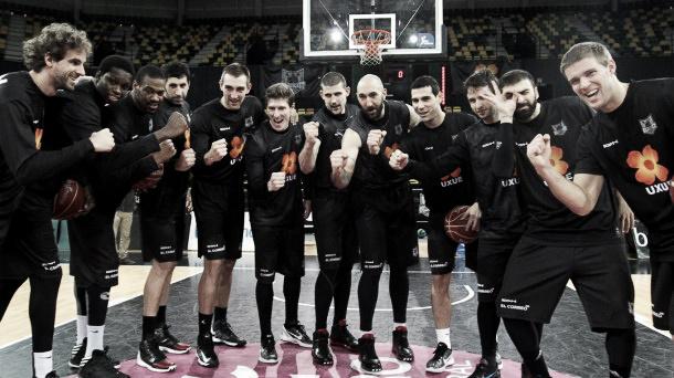 Bilbao Basket 2012/2013: puntuaciones de los jugadores