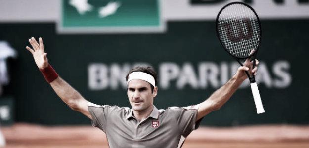 Federer se metió en semifinales