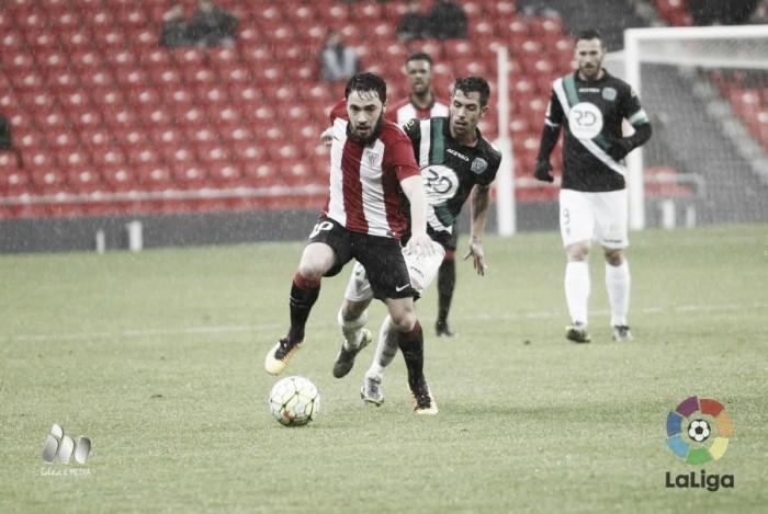 Bilbao Athletic - Córdoba CF : puntuaciones Córdoba CF, jornada 28 Liga Adelante