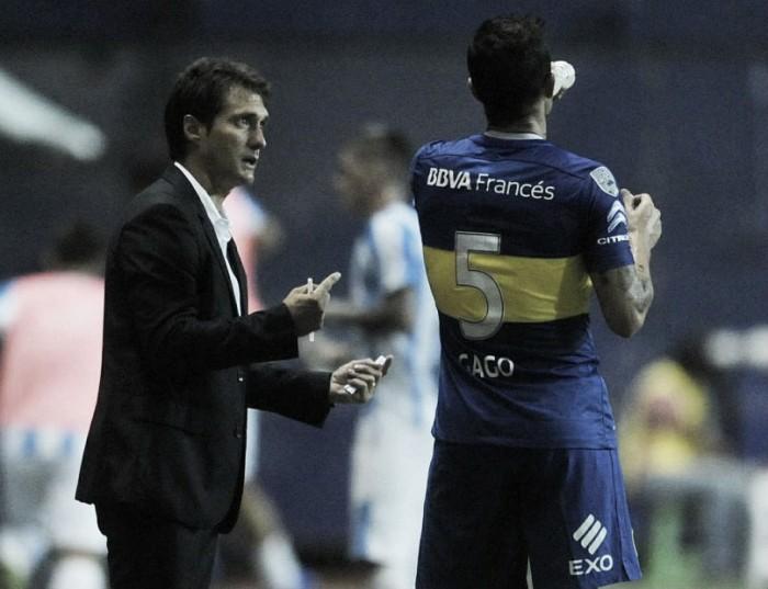 Boca 0 - 0 Racing: Puntuaciones del Xeneize
