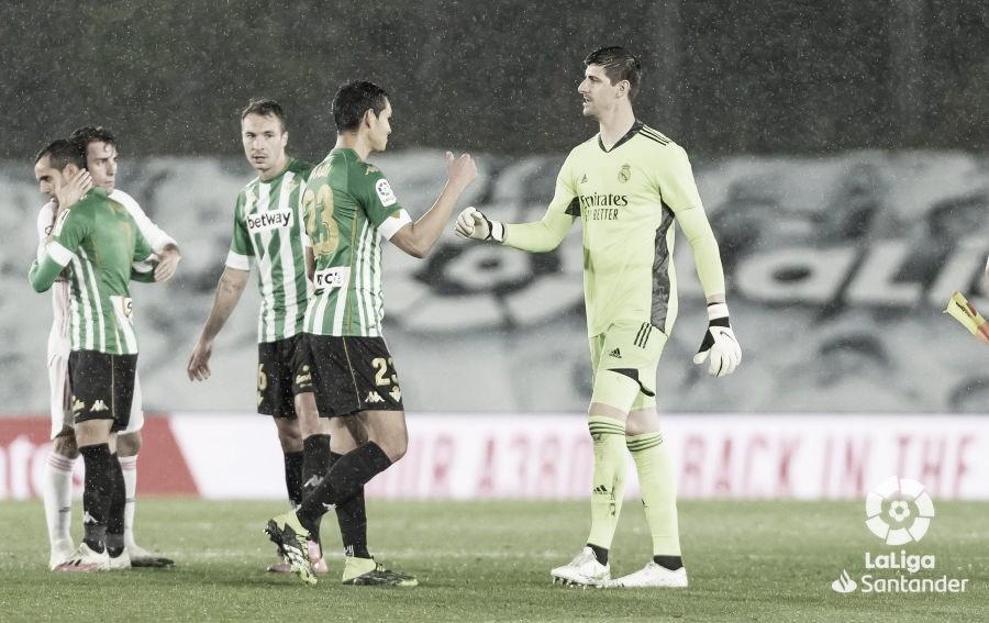 Real Madrid – Real Betis Balompié: puntuaciones del Real Betis, 32ª jornada de LaLiga Santander
