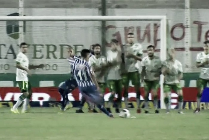 Sarmiento 0 - 0 Godoy Cruz: puntuaciones del 'Verde'