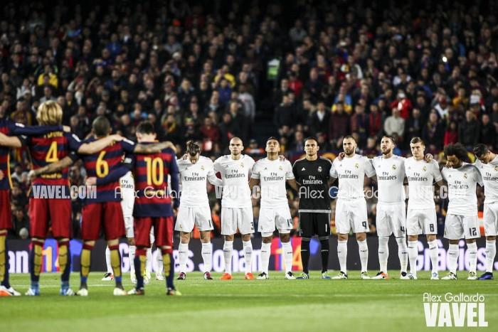 Barcelona - Real Madrid: puntuaciones Real Madrid, jornada 31 Liga BBVA