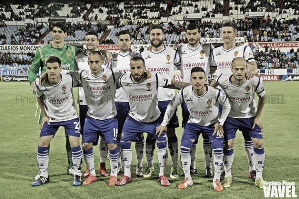 Real Zaragoza - Mirandés: puntuaciones del Real Zaragoza, jornada 39