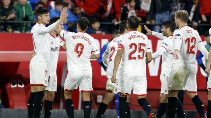 Sevilla FC - Cádiz CF: puntuaciones Sevilla; Octavos de final de la Copa del Rey