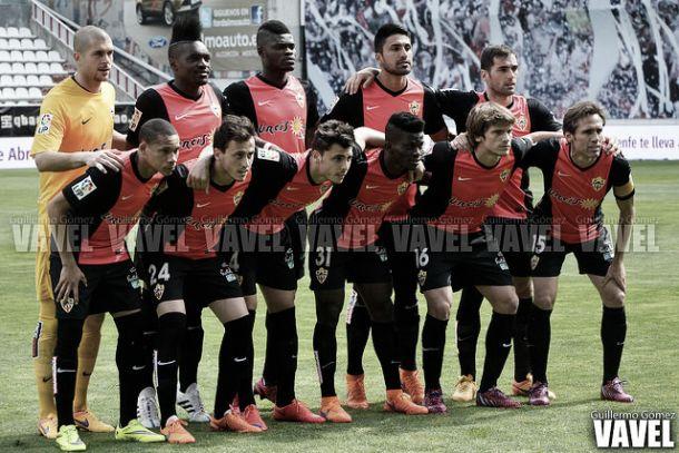 Rayo Vallecano - UD Almería: puntuaciones del Almería, jornada 32 de la Liga BBVA