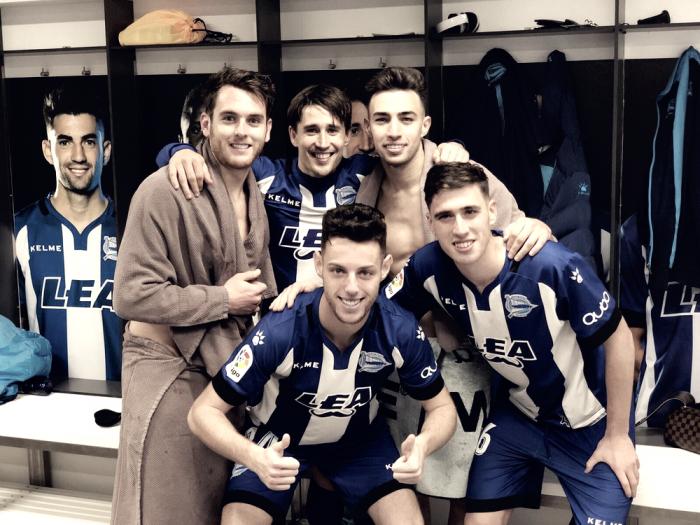 Alavés - Getafe, puntuaciones del Deportivo Alavés, vuelta de los 1/16 de final de la Copa del Rey