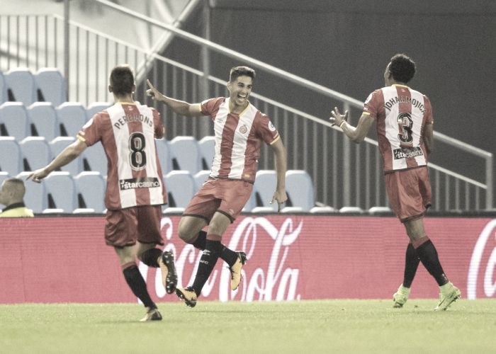 Celta - Girona: puntuaciones Girona, jornada 7 Liga Santander