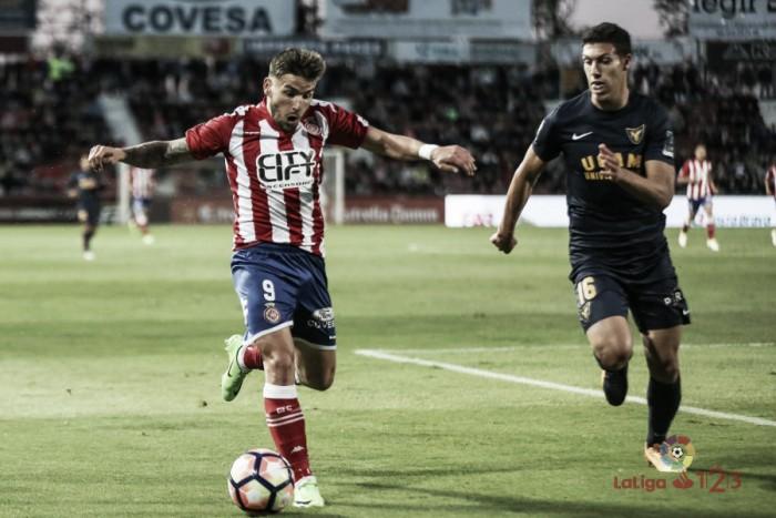 Girona - UCAM Murcia: puntuaciones del Girona en la jornada 35