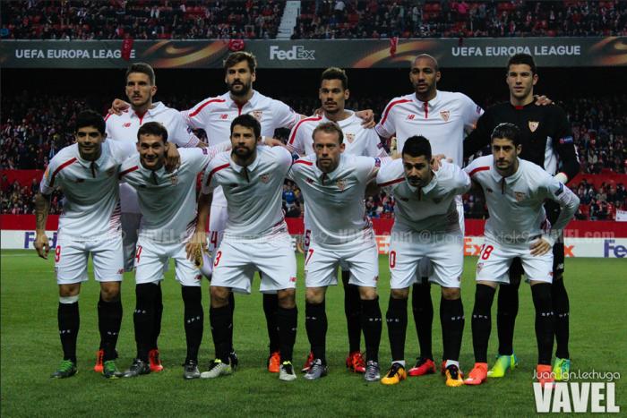 Sevilla FC – Molde FK: Puntuaciones de la ida dieciseisavos de Final de la UEFA Europa League