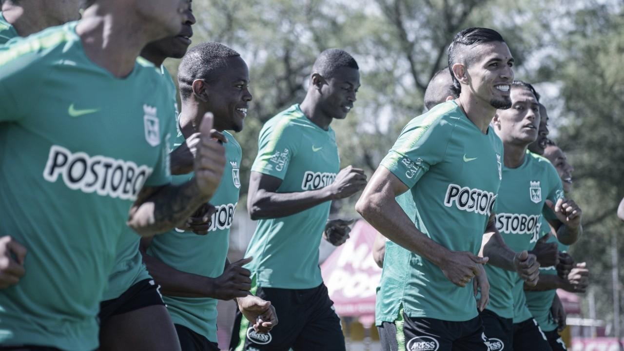 Puntuaciones de Atlético Nacional en el clásico paisa 304 por Liga