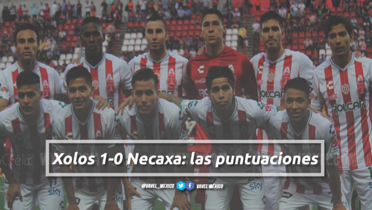Tijuana 1-0 Necaxa: puntuaciones de Necaxa en la jornada 8 de la Liga MX Apertura 2018
