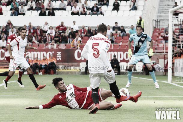 Sevilla FC - Rayo Vallecano: puntuaciones del Sevilla, jornada 33 de la Liga BBVA