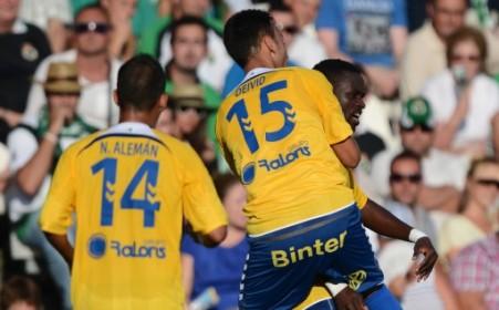 Racing - Las Palmas: puntuaciones de Las Palmas, jornada 1