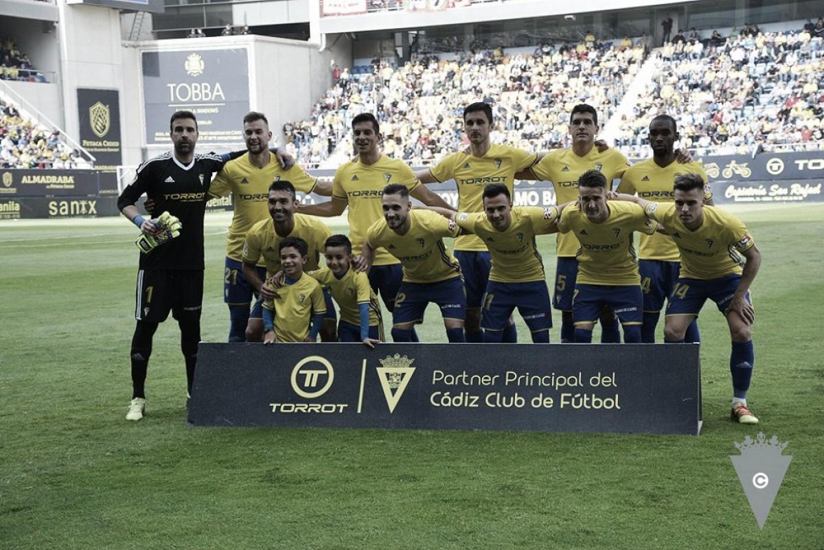 Cádiz CF - Sporting de Gijón: puntuaciones del Cádiz, jornada 36 de la Liga 1|2|3