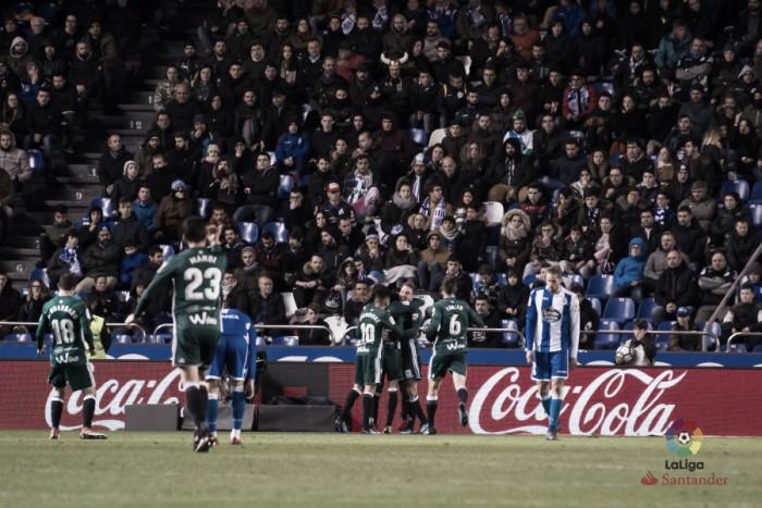 Deportivo - Real Betis: puntuaciones del Real Betis, jornada 23 de LaLiga Santander