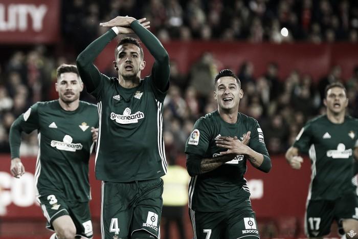 Sevilla - Real Betis: puntuaciones del Real Betis, jornada 18 de LaLiga Santander