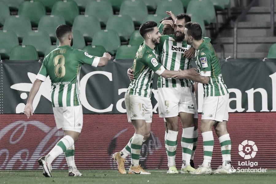 Real Betis Balompié – CA Osasuna: puntuaciones del Real Betis, 21ª jornada de LaLiga Santander